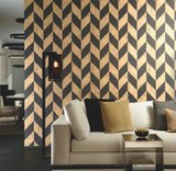 behang ARTE Triangle Mirage Luxury By Nature sfeer