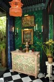 Behang Fornasetti Malachite Behang Fornasetti Malachite 77-7024 Cole and Son sfeer Luxury By Nature Cole and Son sfeer Luxury B