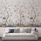 Behang Jaima Brown Charleston Home Collectie Behangpapier Luxury By Nature 2