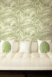 Behang Wallquest Tropical Leaves sfeer sage 2 luxury by nature 2