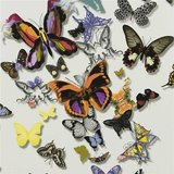 Behang Christian Lacroix Butterfly Parade Multicolore PCL008-01 Luxury By Nature behangpapier