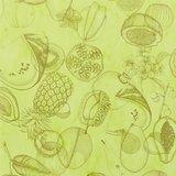 Behang Christian Lacroix PCL663_05_Agua Parati - Lime