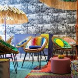 Behang Pierre Frey Pampa Jungle Collectie Luxury By Nature sfeer 2