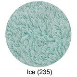 Luxe handdoeken licht blauw Ice 235 - Super Pile Serie Abyss Habidecor