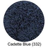 Luxe handdoeken donker blauw Cadette_Blue_332 - Super Pile Serie Abyss Habidecor