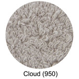 Luxe handdoeken Cloud_950  - Super Pile Serie Abyss Habidecor