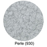 Luxe handdoeken Lichtgrijs Perle_930 - Super Pile Serie Abyss Habidecor