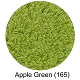 Luxe handdoeken Groen Apple Green 165 - Super Pile Serie Abyss Habidecor