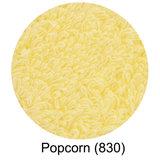 Luxe handdoeken Geel Popcorn_803 - Super Pile Serie Abyss Habidecor