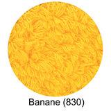 Luxe handdoeken Geel Banane 830 - Super Pile Serie Abyss Habidecor
