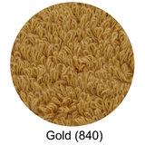 Luxe handdoeken goud Gold_840 - Super Pile Serie Abyss Habidecor