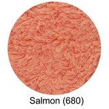 Luxe handdoeken Oranje Salmon_680 - Super Pile Serie Abyss Habidecor