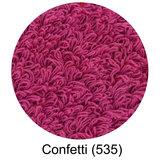Luxe handdoeken Confetti_535 - Super Pile Serie Abyss Habidecor