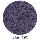 Luxe handdoeken Lila Lilas_420 - Super Pile Serie Abyss Habidecor