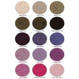 Beschikbare Kleuren in Bruin - Zand - Paars - Roze (Super Pile Serie Abyss Habidecor)