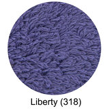 Luxe handdoeken blauw Liberty_318 - Super Pile Serie Abyss Habidecor