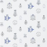 Behang Ralph Lauren Rowthorne Crest Admiral PRL032-03 Signature Papers