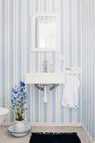 Ralph Lauren Aiden stripe behangpapier luxury by nature sfeer
