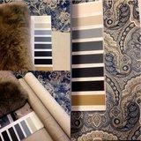 Behang Ralph Lauren Castlehead Paisley Luxury By Nature sfeer 6