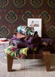 Behang Ralph Lauren Castlehead Paisley Luxury By Nature sfeer 8