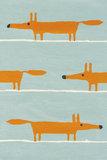 vloerkleed Mr Fox aqua tapijt carpet karpet vloerkleden amsterdam luxury by nature 1