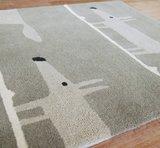 vloerkleed Mr Fox silver tapijt carpet karpet vloerkleden amsterdam luxury by nature 6