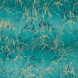 Behang Harlequin Meadow Grass 111404 ocean - peacock Callista collectie luxury by nature