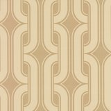 Behang Little Greene Lavaliers Camel Luxury By Nature Retrospective Papers