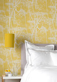 Behang Cole and Son Cow Parsley 66-7051 sfeer Contemporary Restyled Luxury By Nature