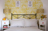 Behang Cole and Son Cow Parsley sfeer impressie Contemporary Restyled Luxury By Nature