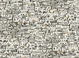 Behang Fornasetti 77-5016 Mediterranea Cole and Son behangpapier Luxury By Nature