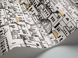Behang Fornasetti 77-5016 Mediterranea Cole and Son behangpapier Luxury By Nature wave