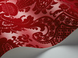 Behang Cole & Son  Petrouchka 108-3014 detail - Mariinsky Damask Collectie Luxury By Nature
