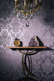Behang Cole & Son Giselle 108-5025 sfeer - Mariinsky Damask Collectie Luxury By Nature