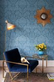 Behang Cole and Son Fonteyn - Mariinsky Damask Collectie Luxury By Nature