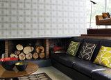 flower tile orla kiely behang luxury by nature sfeer