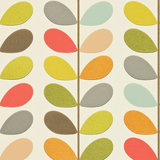 multi stem behang behangpapier 110384 orla kiely luxury by nature