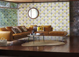 orla kiely behang luxury by nature