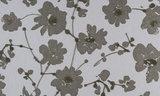 Arte Behang Flamant Metal Velvet Flower and Lin 18008 Luxury By Nature