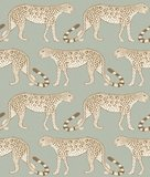 Cole and Son Leopard Walk behang 109/2009 Cole and Son
