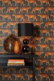 Leopard Walk behang Ardmore 109-2008 Cole and Son sfeer