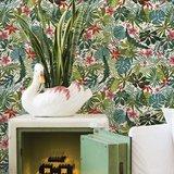 Coordonne Tropisch Behang Paraisos Artficiales 5900009 Anima Jungalow trend Luxury By Nature sfeer