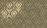 Geo 47522 goud hoogglans metaalfolie saffier Luxury by Nature