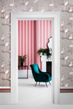 aspe Border behangrand  Cole and Son Marquee Stripe collectie