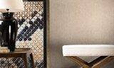 Arte Flamant behang Damier behangpapier Caractère