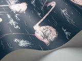 Cole & Son Flamingos behang Icons behangpapier 112/11041