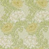 Behang William Morris Chrysanthemum Morris & Co 212545