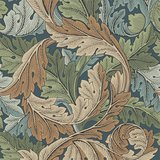 Morris & Co Morris Acanthus behang William Morris Archive IV 4 The Collector 216440