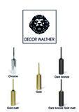 Toiletborstelset Chroom Decor Walther Century SBG