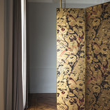 Silkbird Gold Behang Lacca behangcollectie